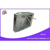 Wholesale Stainless access tripod turnstile gate with ticketing system , two - dimensional code from china suppliers
