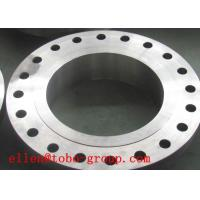 Wholesale C207 class B class D ASTM A182 F321 steel-ring flange from china suppliers