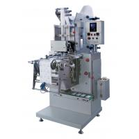 Wholesale Vertical Double Row Alcohol Cotton Pad Medical Packaging Machine CE / ISO from china suppliers