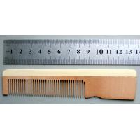 Wholesale Ladies or mens Hotel, motel,and Spa wooden, Plastic Combs for Hair from china suppliers