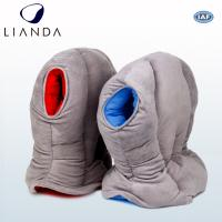 Wholesale Multi Functional Ostrich Power Nap Head Pillow With Comfortable Cover , Color Customized from china suppliers