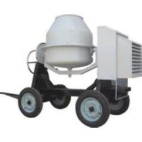 Wholesale Electric engine small sell loading portable concrete mixer truck in stock from china suppliers