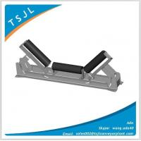 Wholesale Belt conveyor adjustable support idler frame from china suppliers