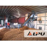 Buy cheap Bagasse Apple Pineapple Orange Fruit Residue Rotary Dryers 80-500 tons per Day from wholesalers