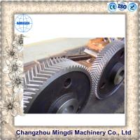 Wholesale Custom Hobbing Herringbone Bevel Gear Assembly Transmission Parts from china suppliers