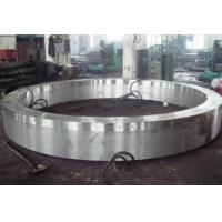 Wholesale Steel Casting Parts Rotary riding ring / Rotary Kiln Steel Casting Kiln Tyre from china suppliers