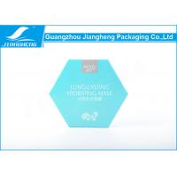 Wholesale Lid And Based Hexagon Shape Essential Oil Gift Packaging Boxes With Magnet from china suppliers