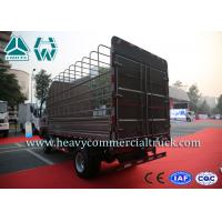 Wholesale Wangpai Fuel Saving Stake Type lorry truck For Logistic Industry Large Capacity from china suppliers