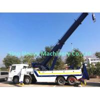 Wholesale  White 30 TON Wrecker Tow Truck from china suppliers