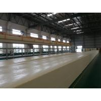 Wholesale Horizontal Continuous Foam Machine Production Line Clamp Long Foam Block Unit from china suppliers