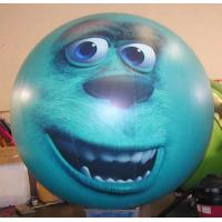Wholesale Blue Printing Inflatable Advertising Balloons from china suppliers