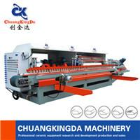 Buy cheap Automatic Marble Tiles Arc Edge Skirting Step Polishing Machine Good Quality Made In China from wholesalers
