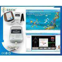 Buy cheap Multi Language Quantum Sub Health Analyzer with Spanish English French Japanese Korea from wholesalers