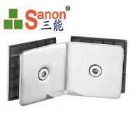 Wholesale Shower Door Hinge Stainless Steel Bathroom Fittings Glass Shelf Support Brackets from china suppliers