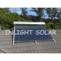 Wholesale 36 Tubes Pressurized Solar Water Heater For House from china suppliers