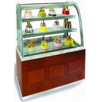 Wholesale Low Noise Food Showcase Refrigerator For Countertop Bakery Display Case from china suppliers