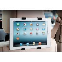 Buy cheap 360 Degree Adjustable Vehicle Tablet Mount Ipad Holder For Car Headrest 7-10 Inches from wholesalers