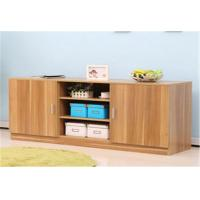 Quality Multiple Drawers Indoor Storage Cabinets Wood Tv Console 400MM * 400MM * 600MM for sale