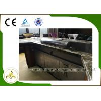 Wholesale Natural Gas Heating Japanese Teppanyaki Grill Table , Electric Teppanyaki Table Top Grill from china suppliers