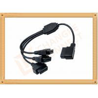 Wholesale OBD 16 Pin obd2 extension cable Y Type with UL and Rohs standard CK-MF16Y03L from china suppliers