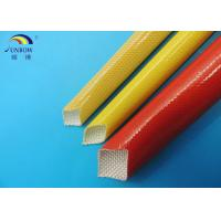 Wholesale ROHS approved waterproof oil proof  fiberglass Polyurethane sleeving tube from china suppliers