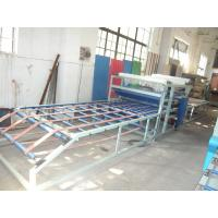 Wholesale Corrugated Wall Making Machine , Glue Spreading / Overlaying / Drying Straw Board Manufacturing Process Line from china suppliers