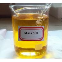 Wholesale Raw Oral Anabolic Steroids , Liquid Mass 500mg/Ml For Muscle Gain from china suppliers