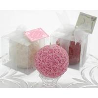 Wholesale Rose Ball Candle from china suppliers