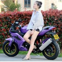 Wholesale Single Cylinder 150cc High Powered Motorcycles 2 Seater Motorcycle For Adults from china suppliers
