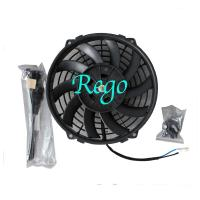 Wholesale Plastic Material Universal Radiator Cooling Fan , Aftermarket Electric Cooling Fans from china suppliers