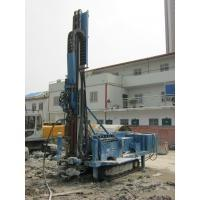 Wholesale 140m - 180m Water Drilling Machine Holding Shackle Three Head Variable Hydraulic System from china suppliers