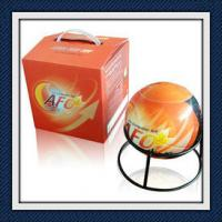 Wholesale Portable ABC AFO 1.3kg Car Safety Fire Extinguisher Ball Dry Powder Extinguishers from china suppliers