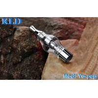 510 thread clearomizer wax vaporizer Pyrex Glass cartomizer tanks / 23mm oil vaporizer pen
