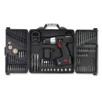 Wholesale 92pc Rechargeable Battery 2 Speed Cordless Drill Sets 12v 14.4v 18v Cordless Power Tool Kits from china suppliers
