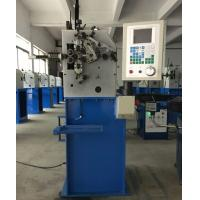 Quality 650Pcs / Min CNC Spring Coiling Machine Two Servo Motors / high speed spring coiler for sale