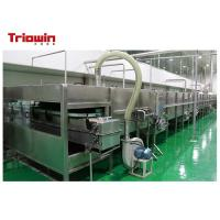 Standard Fruit And Vegetable Processing Line Onion Paste / Garlic Production Machine
