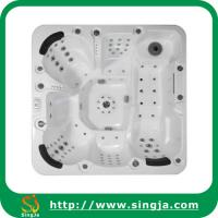 Buy cheap High quality 6 people hot tub spa from wholesalers