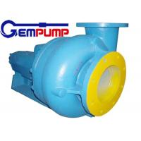 Wholesale ISO9001 Mission Centrifugal Pump 8×6×11 for handling slurries from china suppliers