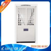 Wholesale Powder Coated Steel 85Kw Commercial Heat Pump With EER 2.95 COP 3.4 from china suppliers