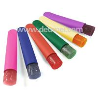 Wholesale Home DIY Silicone Juice Ice Pop Mould/Silicone Ice Lolly Maker/Silicone Ice Cream Maker from china suppliers