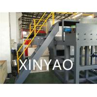 Quality ABS Single shaft Automatic Plastic Shredder Machine with Solid Knife Roller for sale