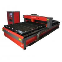 Wholesale High Efficiency Aluminum Laser Cutting Machine , Industrial Laser Cutters from china suppliers