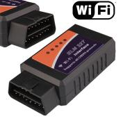 Wholesale Elm327 WIFI OBD2/OBDII Wireless for iPhone/iPad/IPod/Android ELM327 OBD Diagnosis from china suppliers