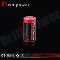 Wholesale Brillipower high Capacity 18350 Rechargeable 900mah Battery Rechargeable from china suppliers