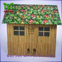 Wholesale Recyclable Corrugated Paper Cardboard Pet House / cardboard box toys from china suppliers