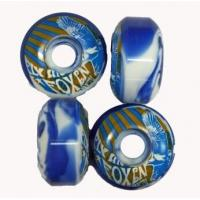 Wholesale 56*36 MM Urethane Skateboard Wheels , Inline Skate Wheels 90A HR / SHR from china suppliers