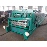 Quality HT Double Layer Roof Panel Roll Forming Machine For Glazing Roof Sheet for sale