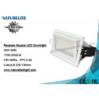 Wholesale Warehouse Led Cob Downlight  10w 20W  2800 - 6800 K  1700-2000 LM from china suppliers