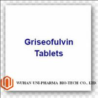 Wholesale Western Medicine Griseofulvin Tablets 500mg (Suitable for the treatment of tinea) from china suppliers