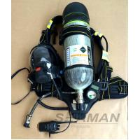 Wholesale 6.8L Self - Contained Air Breathing Apparatus With Communications & Microphone CE Certificate from china suppliers